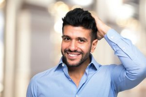 Neograft Man Hair Restoration